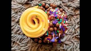 Sweet treats with Celine ! Microwave cup cake recipe