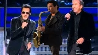 Y Como Es El-Jose Luis Perales/Marc Anthony (Sax Cover Dave Llaguno)
