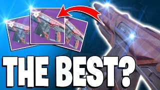 So I Hear This Is The NEW Best PvP AUTO RIFLE - Today We Find Out.