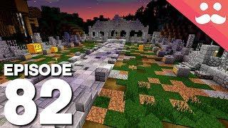 Hermitcraft 5: Episode 82 - The HERMIT HURTERS!