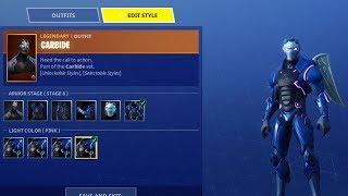 new fortnite skin customizations how to customize your skins in fortnite battle royale - fortnite pilot skin