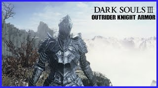 Dark Souls 3 - How to get the Outrider Knight Armor