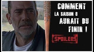 """L'Instant """"Walking Dead"""" : Comment LA SAISON 8 Aurait Du Finir (Spoilers S8 & Comics) !"""