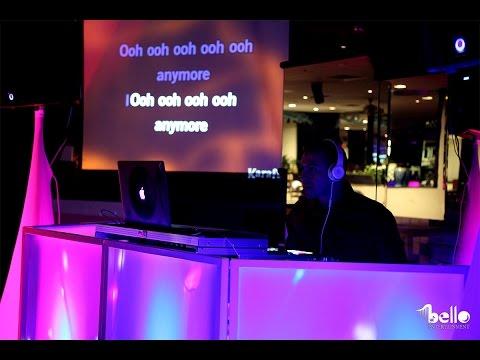 NJ Karaoke Wedding (Bello Entertainment)