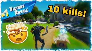 TRYING TO BEAT MY HIGHEST KILL! (SQUADS GAMEPLAY SEASON 2 FORTNITE PS4)