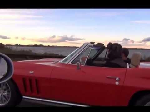 C2 Corvette vs tuned Hemi not even close