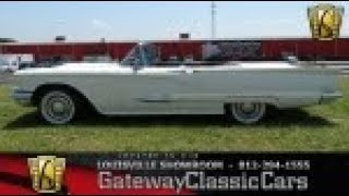 1959 Ford Thunderbird - Louisville - Stock #1908
