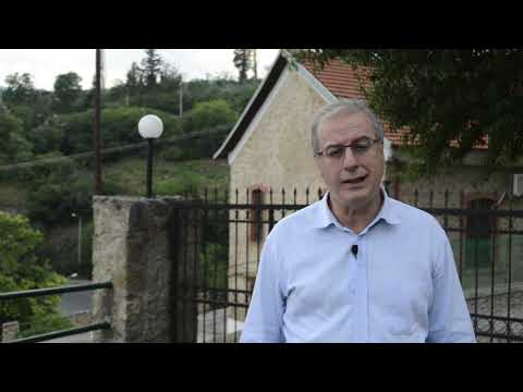 Ο Γιάννης Σηφάκης για την Υγεία στην Πέλλα, για Ντερέ- Άγιο Μάρκο και αίθουσα Μεγ. Αλεξάνδρου Έδεσσας - βίντεο