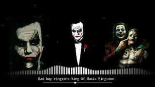 Bad boy music ringtone | music Ringtone mp3 | Ringtone English | King of music ringtone |