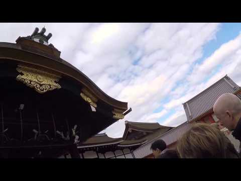 A Tour of the Kyoto Imperial Palace 1080p60