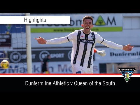 Dunfermline Queen Of South Goals And Highlights
