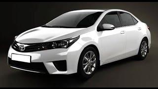 Toyota Corolla 1.33 City (new sedan) Тест Драйв и обзор