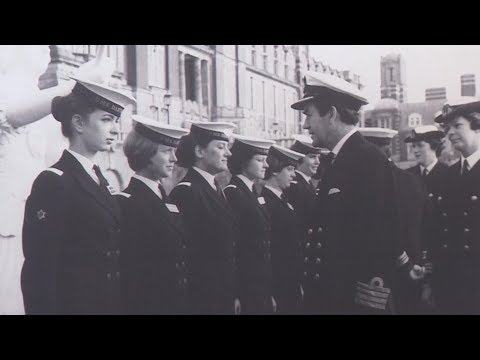 Royal Navy Women's Branch Is Remembered In New Exhibition | Forces TV