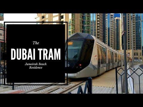 TravelVlog: # 13 Tram (Dubai City, United Arab Emirates)