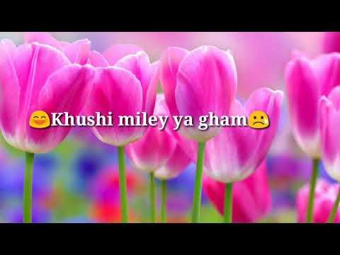 Haste Haste Kat Jaye Raste Romantic Song//whatsapp Status//md Sunshine...