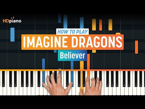 """How To Play """"Believer"""" By Imagine Dragons 