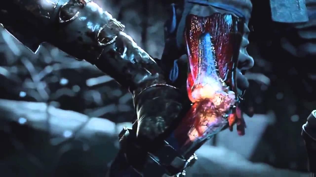 Mortal Kombat X Trailer Scorpion vs Sub Zero PS4 Xbox One