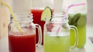 Sommerliche Erfrischungsgetränke | Yummy Quickie