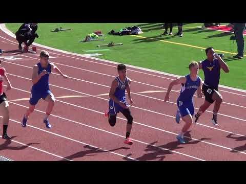 Cedaredge High School's Ty Grant & Drew Markley 100 in 2018