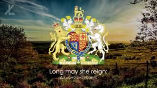 Скачать Гимн Великобритании God Save The Queen Боже храни королеву Русский перевод
