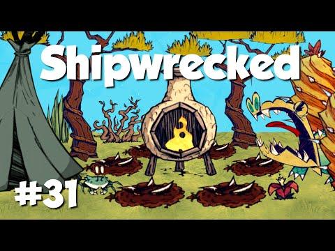 Don`t starve: Shipwrecked LP (31) - Модернизация.