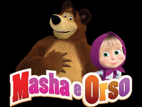 video masha e orso italiano da