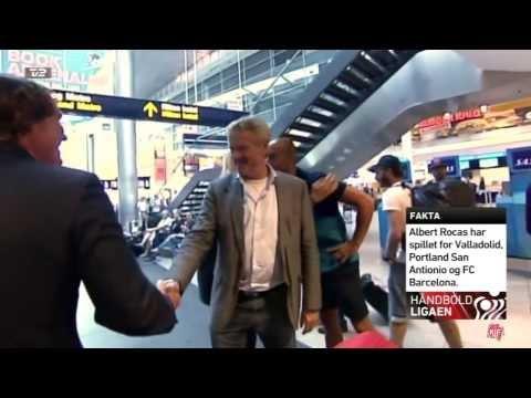 Gamle venner lokkede Albert Rocas til Danmark