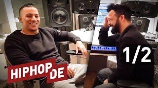 """Farid Bang: """"Blut"""", """"JBG 3"""", Fler, Haftbefehl, Hengzt, Massiv, Xavier Naidoo uvm (Interview) #waslos"""