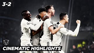 Juventus v Atlético Madrid 3-2 | Cinematic Highlights