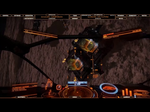 Elite Dangerous - First TCE use