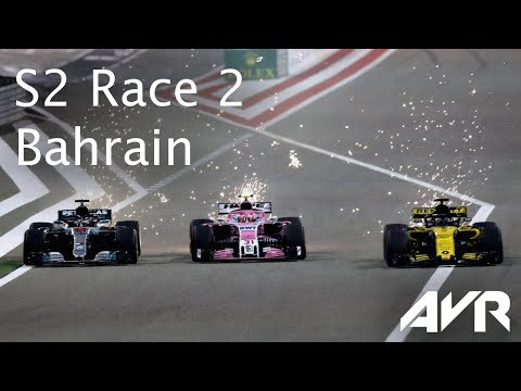 AVR S2 Race 2 Bahrain