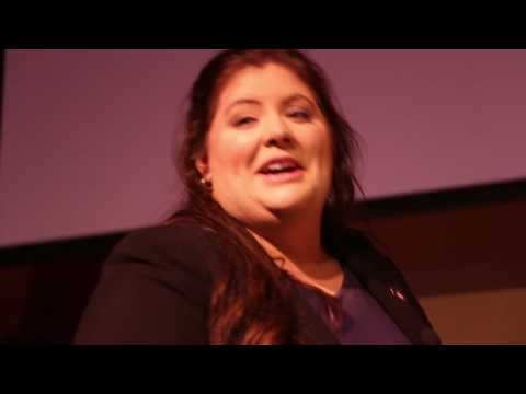 How To Supply Your Own Demand | Brooke Evans | TEDxUWMadison