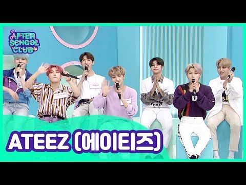 After School Club ATEEZ에이티즈 The Next Generation Global Rookies    Episode - Ep374