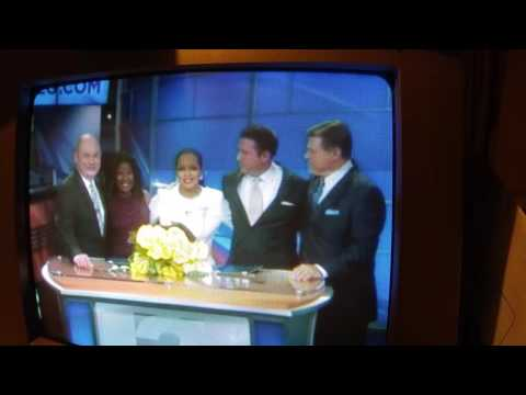 Claudia's Departure from WREG  channel 3