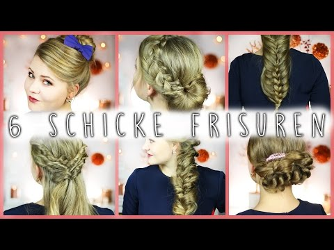 6 Easy Schicke Frisuren Für Mittellanges Haar Easy