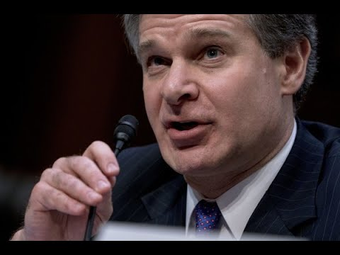 President Biden Intends To Keep FBI Director Christopher Wray In His Position, Has Confidence In Him