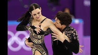 Highlights of the Team Figure Skating Ice Dance Short Program | Pyeongchang 2018