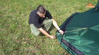 Alexika Maxima 6 Luxe - обзор туристической палатки