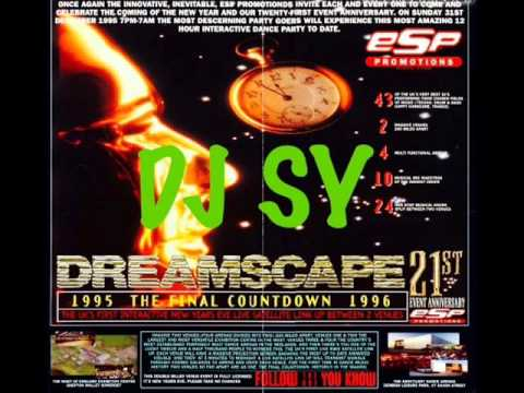 Dj SY @ Dreamscape 21 New Years Eve 31st...