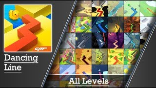 Dancing Line - All Levels