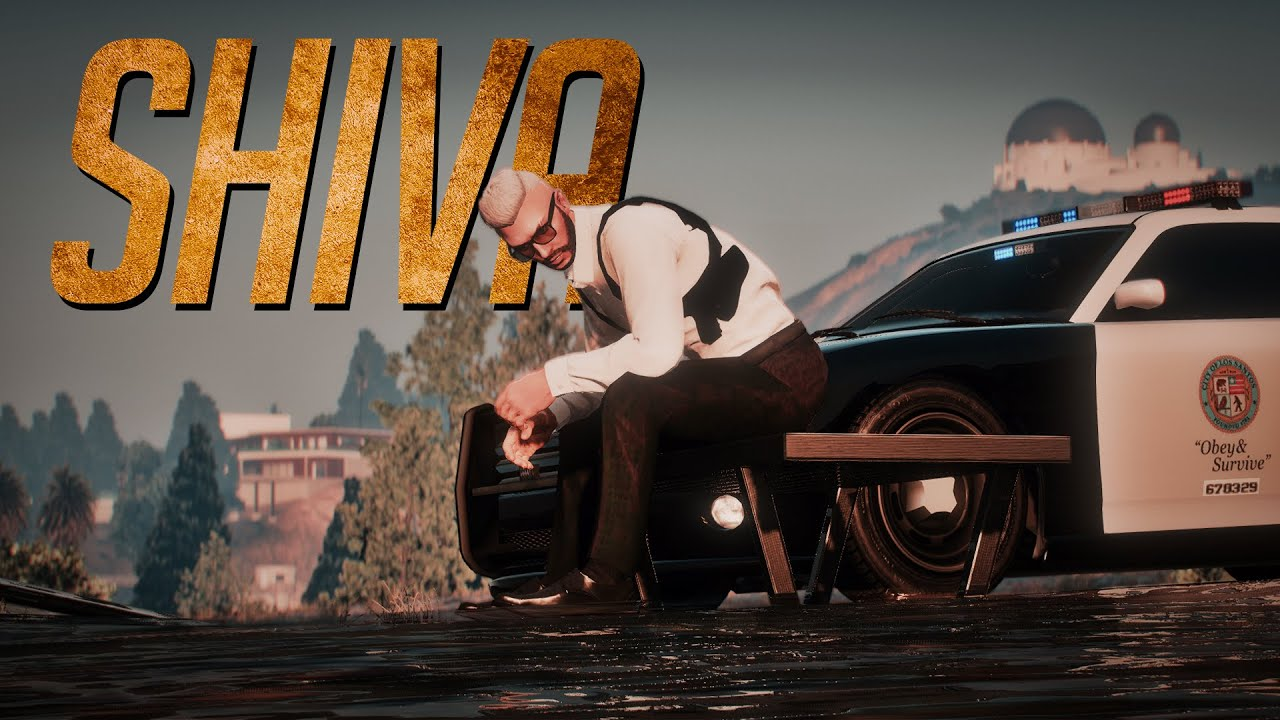 CAPT. SHIVA NAYAK PATROLLING ON THE STREETS OF LOS SANTOS | HYDRA TOWN ROLEPLAY