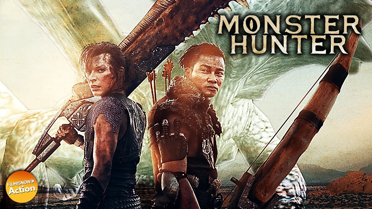 Download MONSTER HUNTER (2020) Ultimate Compilation - All Clips, Trailers and Featurettes