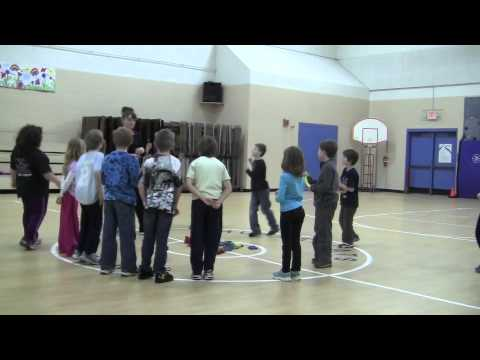 Elementary Cooperative Games Lesson
