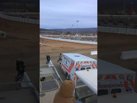 Port Royal Speedway 4-7-18 410 Sprint Feature