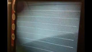 CARA SERVICE TV LG LAYAR BERGARIS GARIS BENANG, LAYAR BLANKING SHORT G2