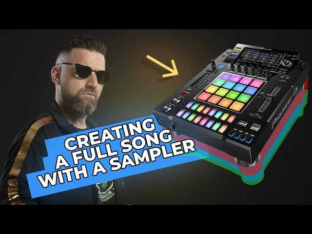 Creating a full song with a Sampler