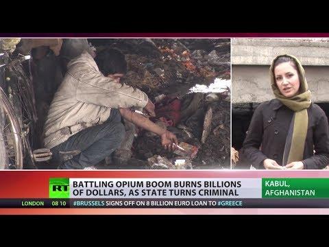 Afghan Opium Wars: Drugs win?