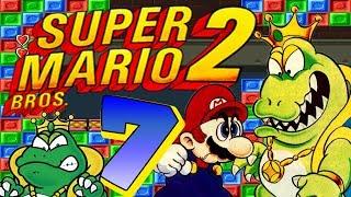 Let's Play Super Mario Bros. 2 Part 7: Endkampf gegen Gemüsehater Wart [ENDE]