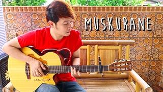 (Arijit Singh) Muskurane - Nathan Fingerstyle