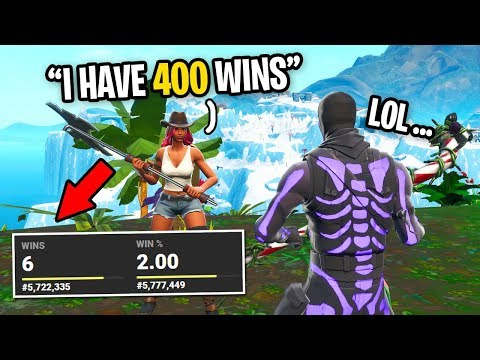 I exposed every RANDOM DUOS STATS on Fortnite... (did they lie to me?)